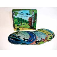 The Gruffalo and Friends Audio CD Boxed Set (9781405054119) $44 suggested by  berkley parent