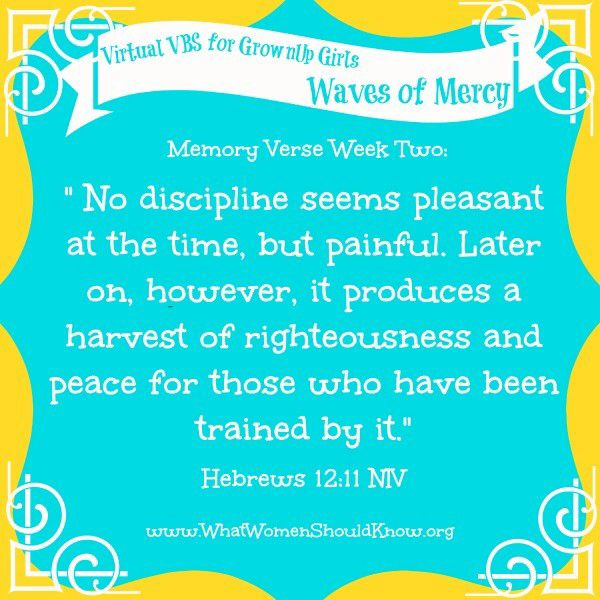Hebrews 12:11 | Nourishing Words | Bible study tips, Online bible