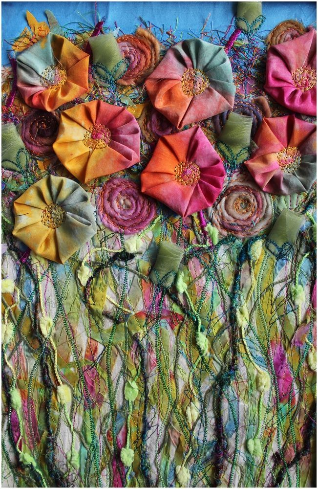 Featured artist Ann Goddard – Crafting & conceptualising ...