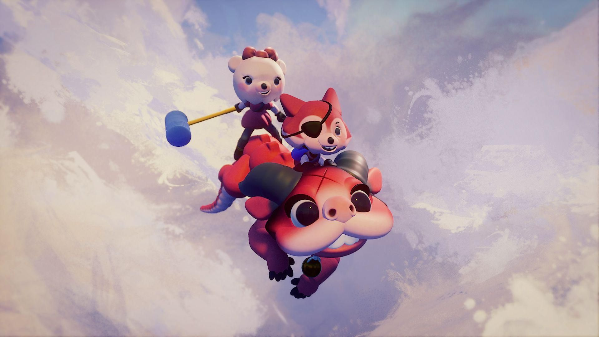 Dreams Game Wallpapers Ps4 Exclusives Video Games Playstatio