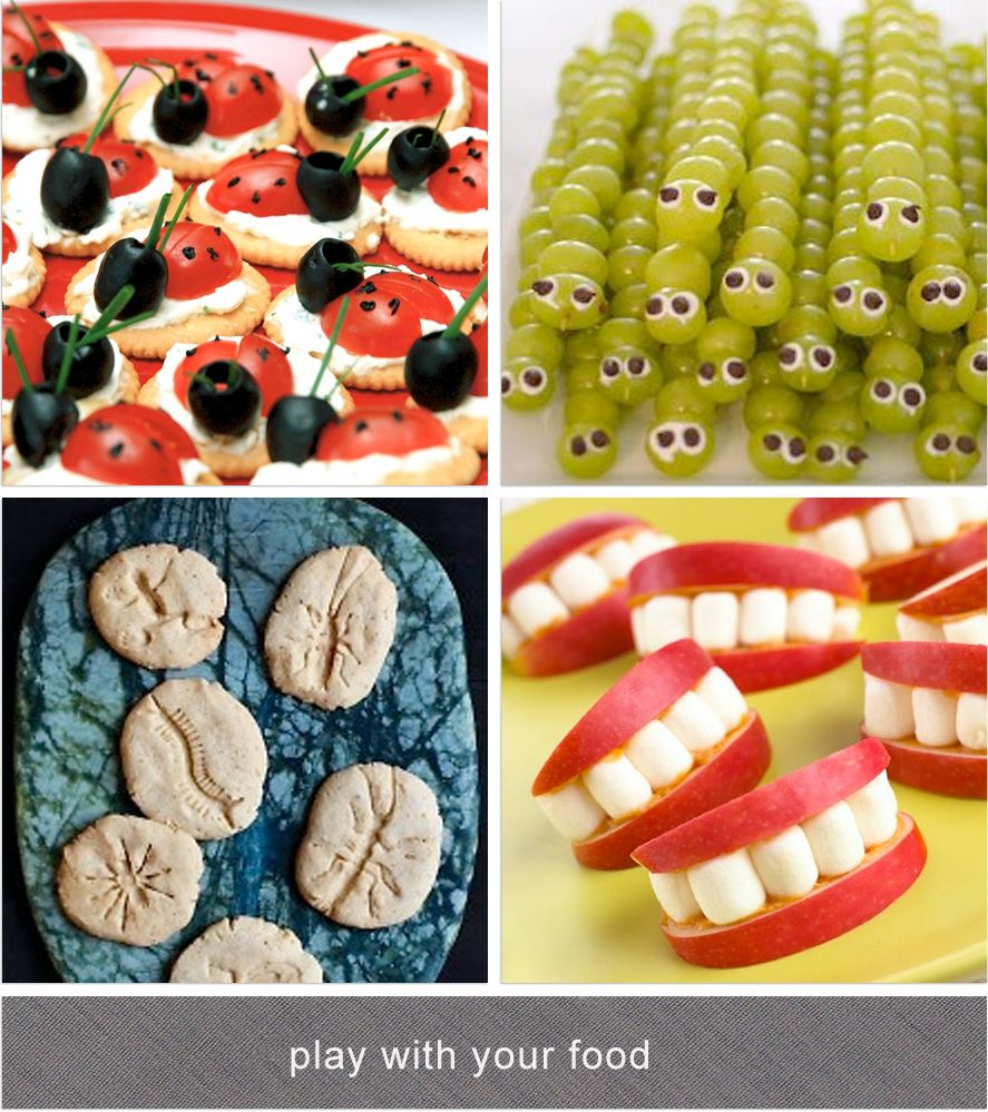 Children Party Foods on Pinterest | Kid Party Foods, Army ...