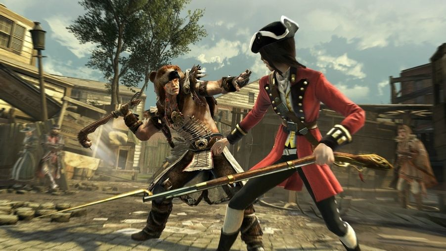 Assassin S Creed 3 Outfits Google Search Assassins Creed