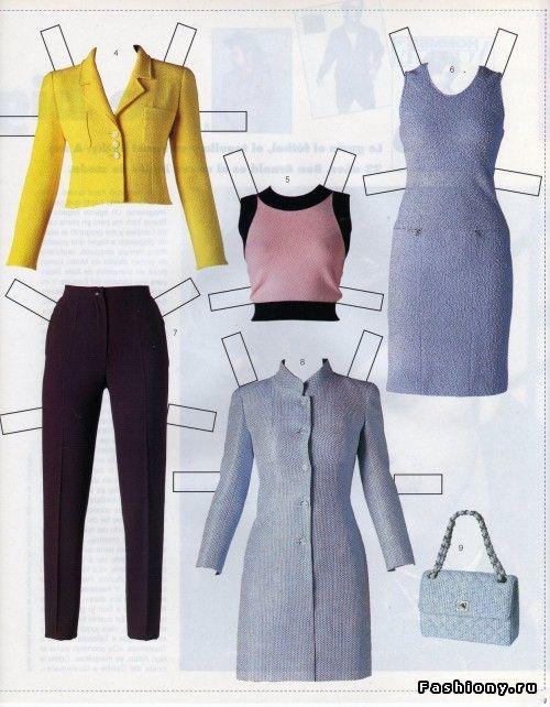 Amber  SPANISH Vistela y desvistela ENGLISH Dresses and undresses <> from RUSSIAN  бумажная кукла / ENGLISH  Paper Doll 2 of 2