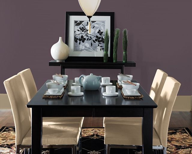 Expressive plum sherwin williams this color is the for Sherwin williams lavender gray
