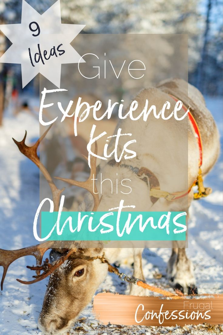 9 Christmas Experience Gift Ideas For Kids Gift Experiences This Year To Take Your Gifts To A Christmas Experiences Experience Gifts Christmas Gifts For Kids