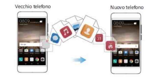 Huawei Mate 9 importare dati dal vecchio telefono | Allmobileworld.it