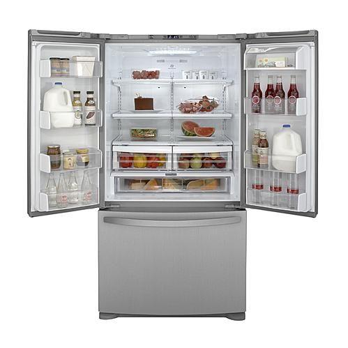 Want This Kenmore 71603 French Door Bottom Freezer French Doors