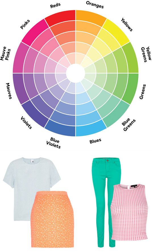 5 Foolproof Ways to Master the Tricky Art of Color Mixing Outfit