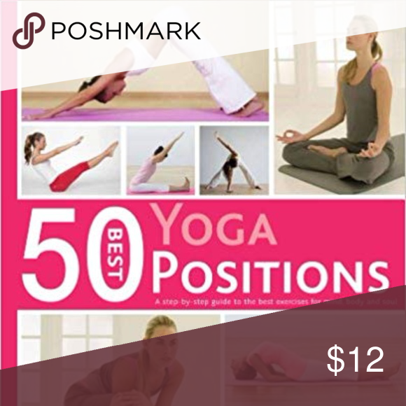 50 Best Yoga Positions Book Meditation Euc Relax Best Yoga Yoga Positions Fitness Body