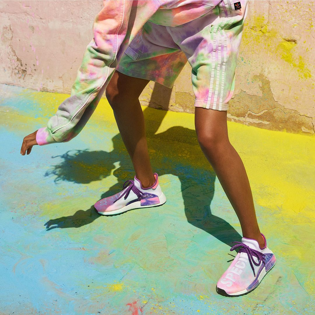 timeless design 76641 4e1fa The Pharrell x adidas Hu Holi NMD  Powder Dye  Pack will be released next  week. Which colorway are you going for   sneakersnstuff  adidasoriginals ...