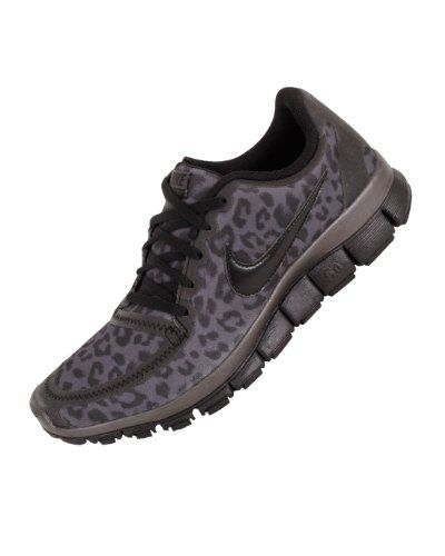 premium selection f8447 b079a Amazon.com  Nike Free Run 5.0 V4 Womens Running Shoes 511281-013  Shoes in  Leopard!