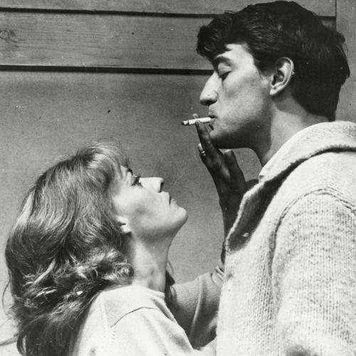 Jeanne Moreau, Henri Serre : Jules et Jim.