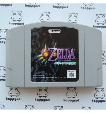 The Legend Of Zelda Majora S Mask Loose Nintendo 64 Nintendo64