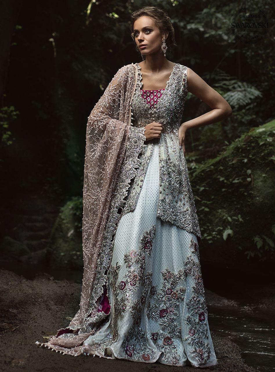 Latest White Dresses Trends Shalwar Kameez Fashion 2019