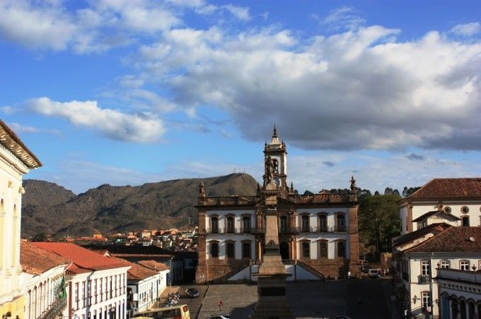 Ouro Preto - Brazil | Fake Food Free