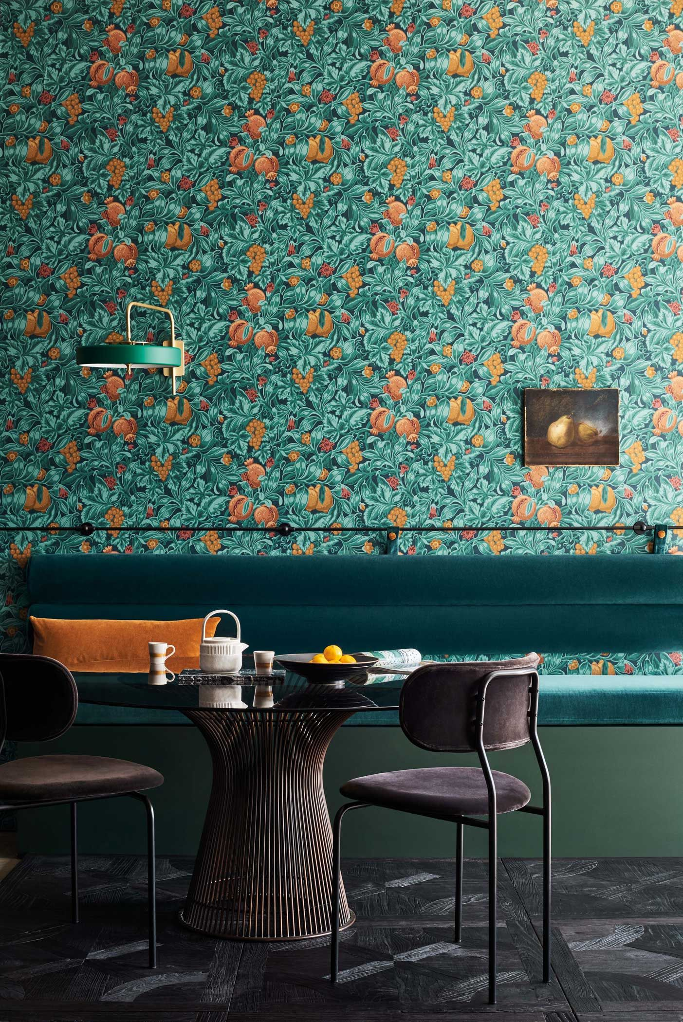 Cole Son Cole And Son Wallpaper Cole And Son Feature Wall Bedroom
