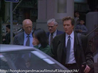Hong Kong (& Macau) Film Stuff: Hong Kong 97 - Robert Patrick (1994) - Lyndhurst T...