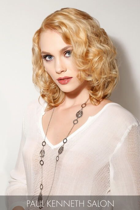 15 of the Hottest Haircuts Right Now: #11 Soap Opera Blonde ...