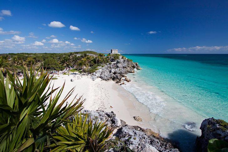 Los Mejores Hoteles De México Riviera Maya Tulum Beach Riviera Maya Mexico