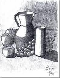 Resultado De Imagen Para Dibujos De Bodegones Hechos Con Lapiz Mandala Art Lesson Cool Drawings Pencil Shading