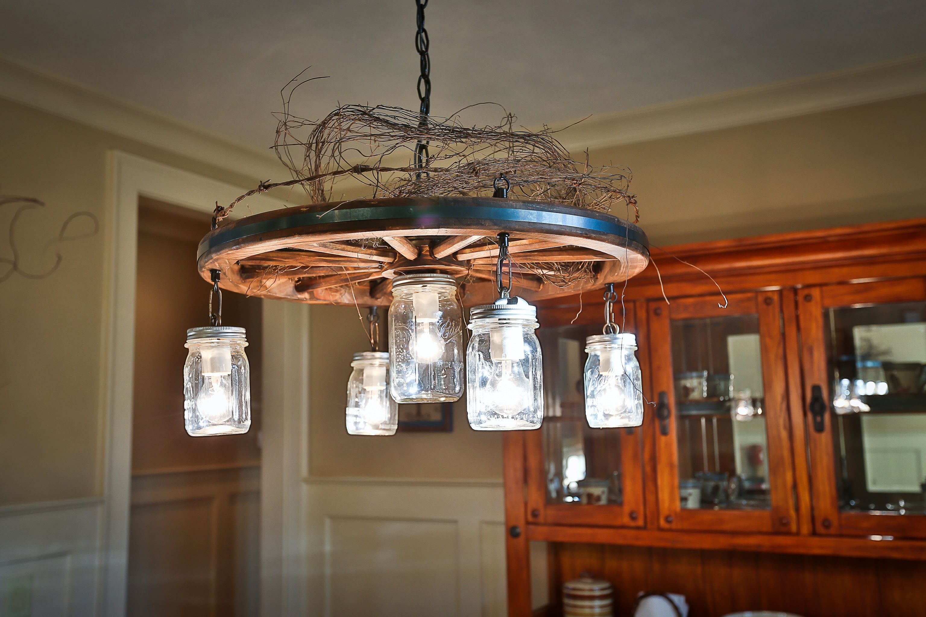 Southwestern Dining Room Light Fixture Unique Antique Wheel Turned Chandelier See More On Our Dining Room Light Fixtures Dining Room Lighting Light Fixtures