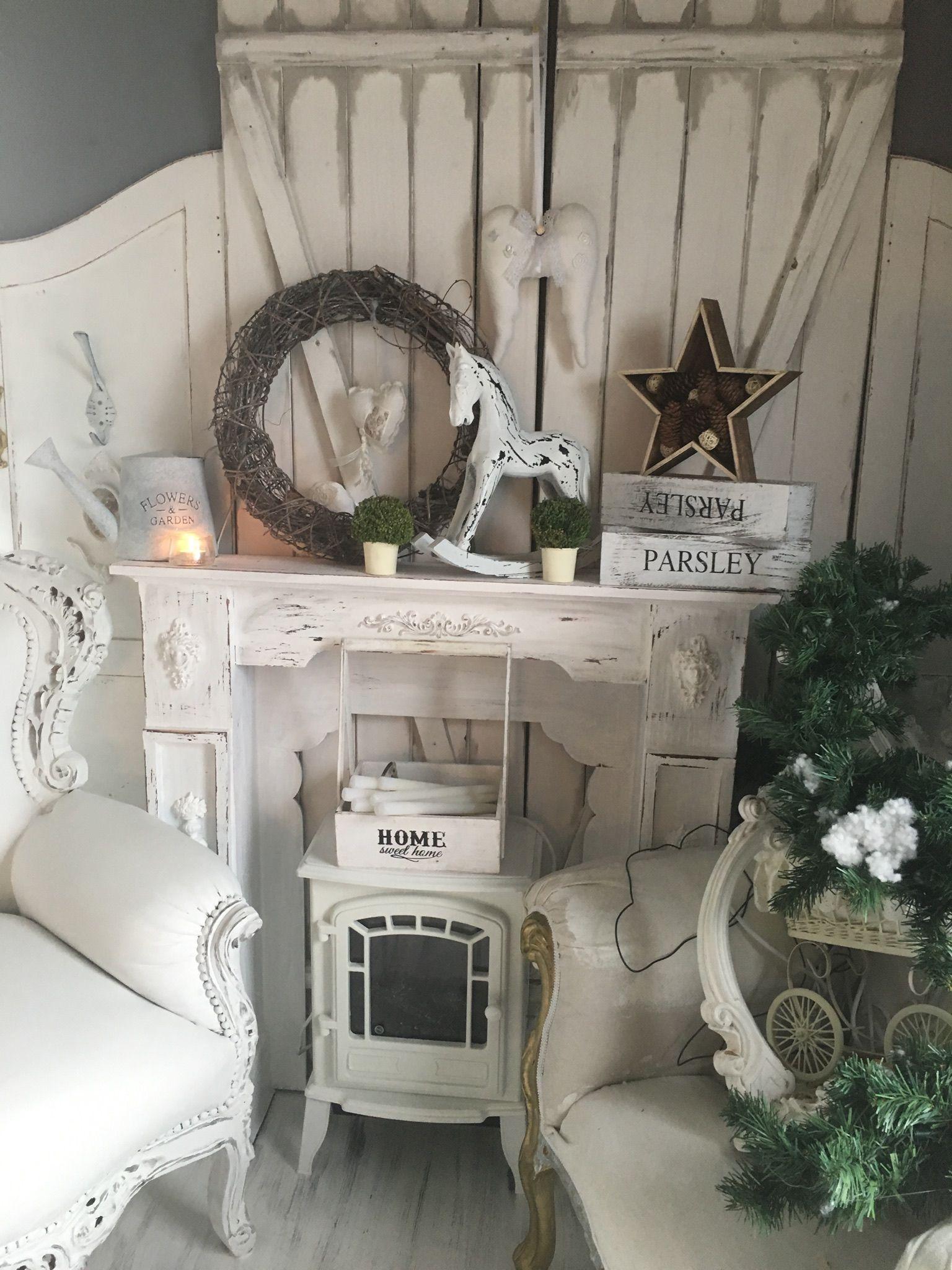 Pin de Rosa Accardo en shabby chic | Pinterest | Dos agujas, Navidad ...