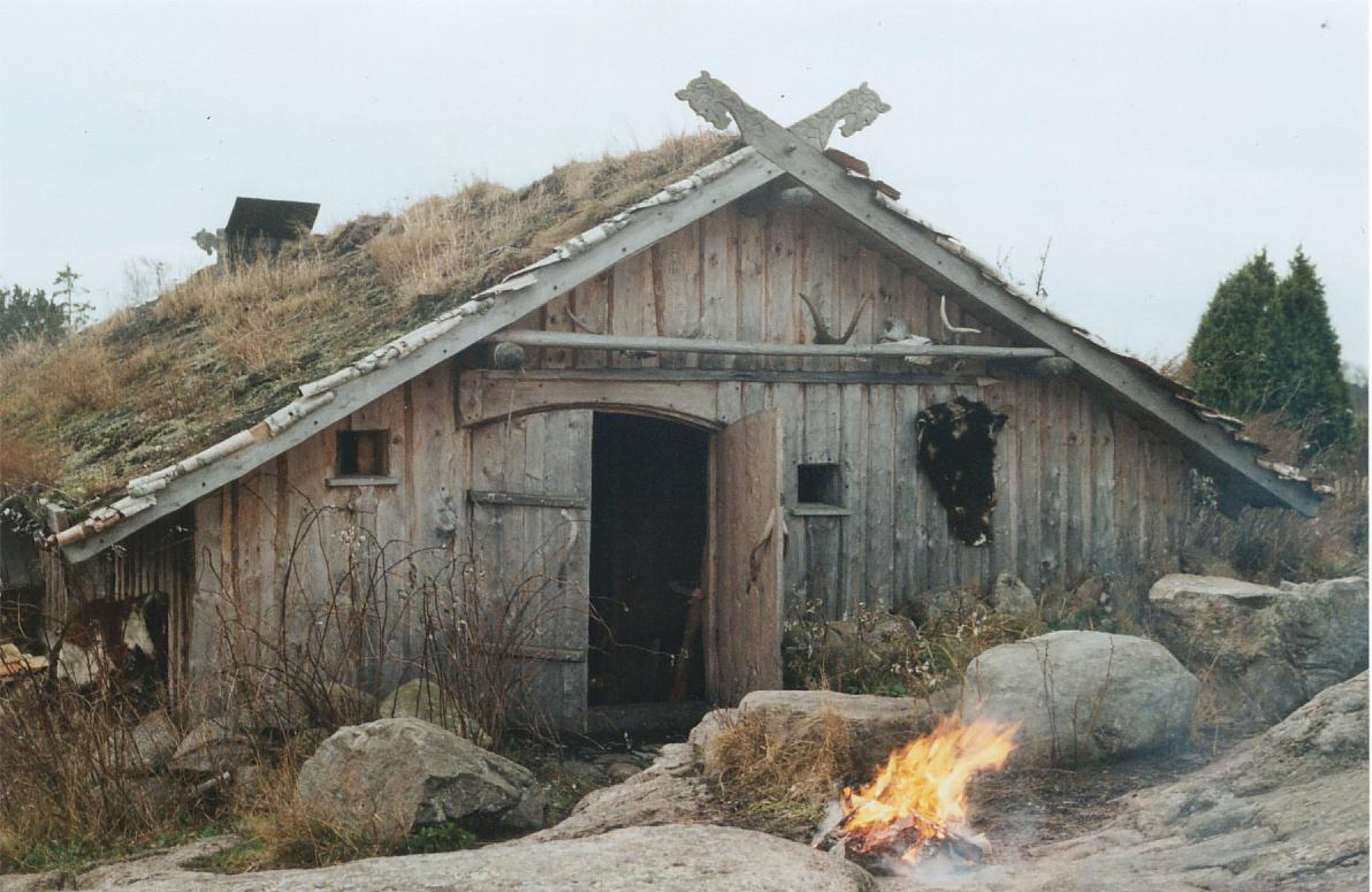 Viking House Rosala Viking Centre Viking Life