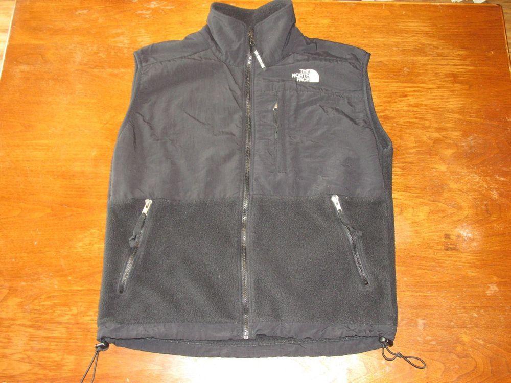 4cebdacb8 The North Face Women's Denali Vest Black Medium FREE SHIPPING ...