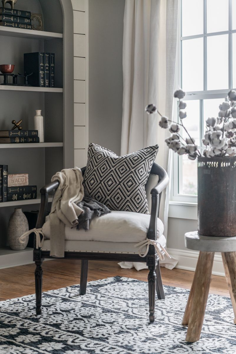 Even The Smallest Corners Of Your Home Can Showcase Your Personal Style.  From Magnolia Market