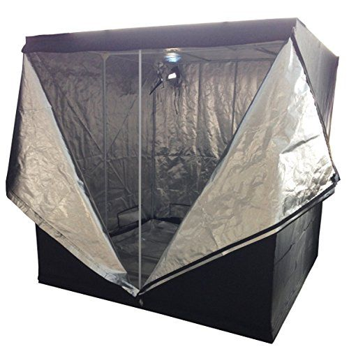 Grow tent is a self contained growing environment manufactured from 100% lightproof fabric with waterproof  sc 1 st  Pinterest & Grow tent is a self contained growing environment manufactured ...