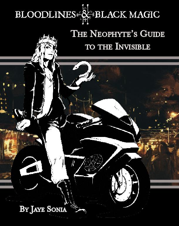 Neophyte's Guide (cover)