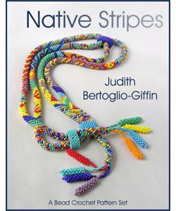 A pattern set for bead crochet ropes. This book is the second of a series of pattern sets that are compilations of designs based on a theme.
