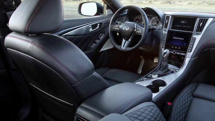 Q50 Red Sport Interior Image 2 Infiniti Q50 Q50 Red Sport Infiniti Q50 Red Sport