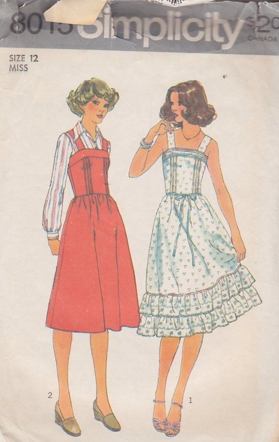 58233fb75dd 1977 Victorian Inspired Camisole Top Ruffled Sundress