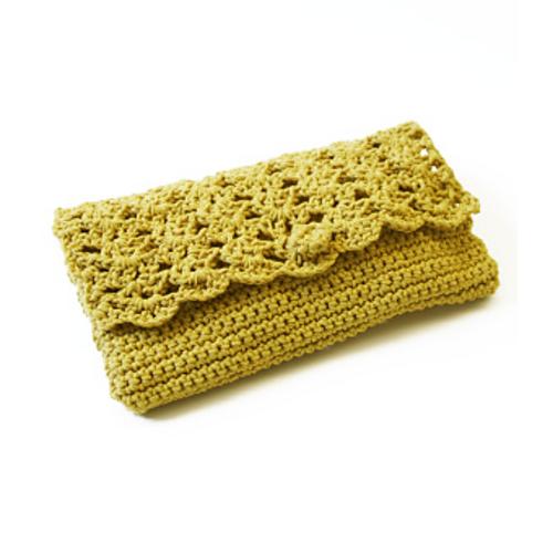 Ravelry: Perfect Purse pattern by Lion Brand Yarn