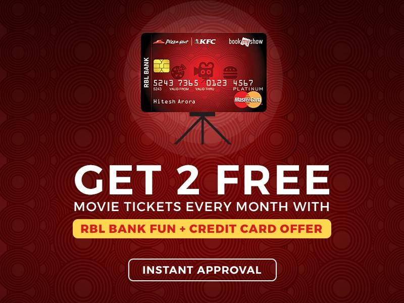 Activate your rblbank fun credit card and get bms