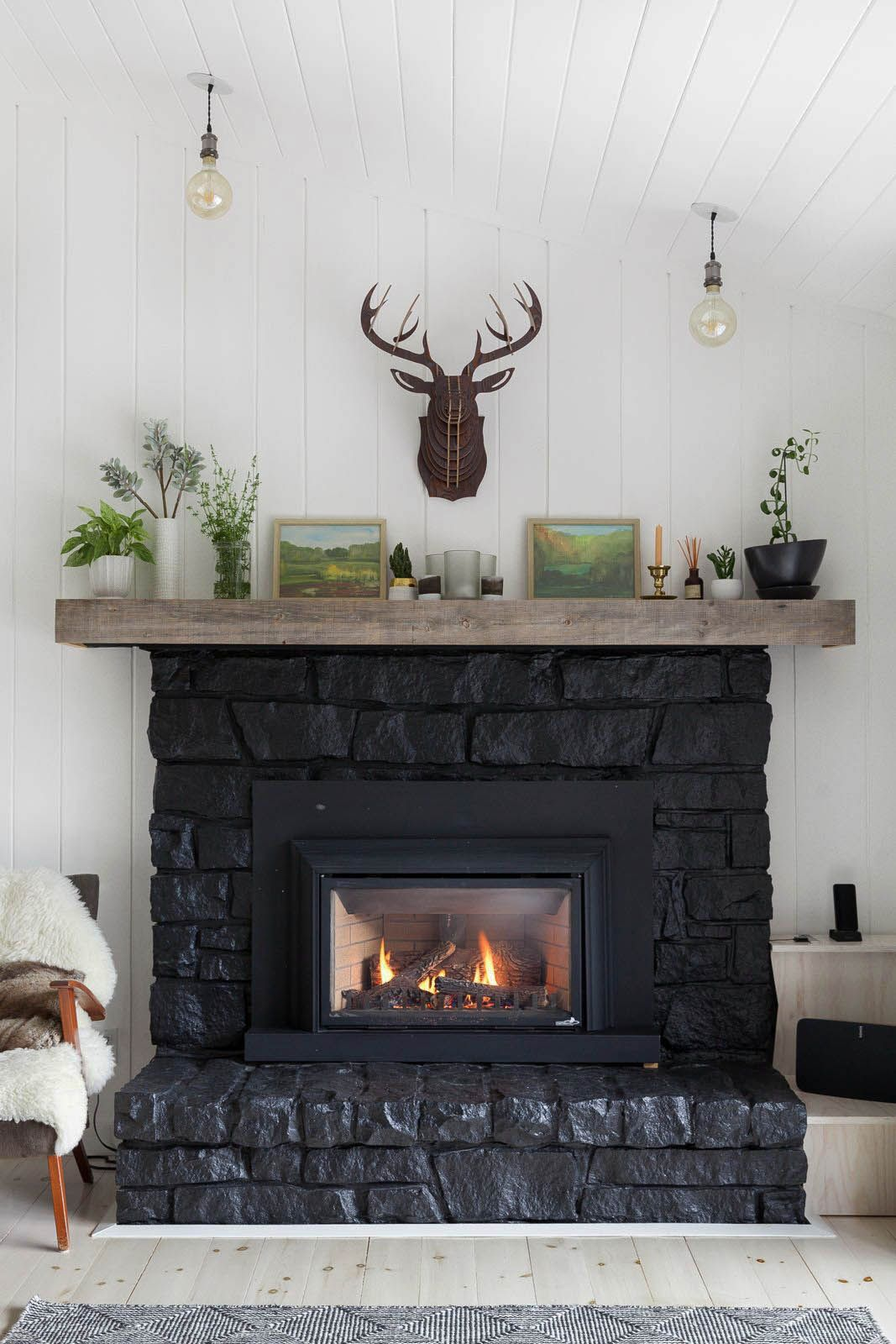 Your Guide To Fireplace Mantel Ideas Houzz For Your Home
