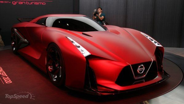 2014 Nissan Concept 2020 Vision Gran Turismo Top Speed In 2020 Nissan Gtr Nissan Gt Nissan Gt R