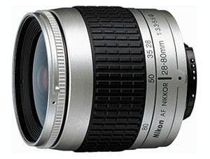 Kind Of Want This Just To Be Able To Color Match My N55 S Body Nikon 28 80mm F 3 3 5 6g Autofocus Nikkor Zoom Lens Silver