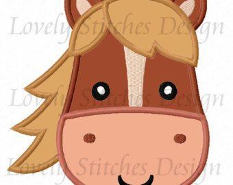 Cara de caballos para ni as apliques por - Apliques de pared clasicos ...