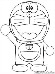 Gambar Doraemon Yang Belum Diwarnai Penelusuran Google Buku Mewarnai Warna Gambar Kelinci