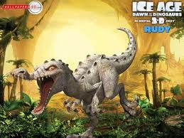 Rudy From Ice Age 3 Dawn Of The Dinnosaurs With Images