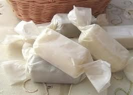 Soap packaging done simple and beautiful