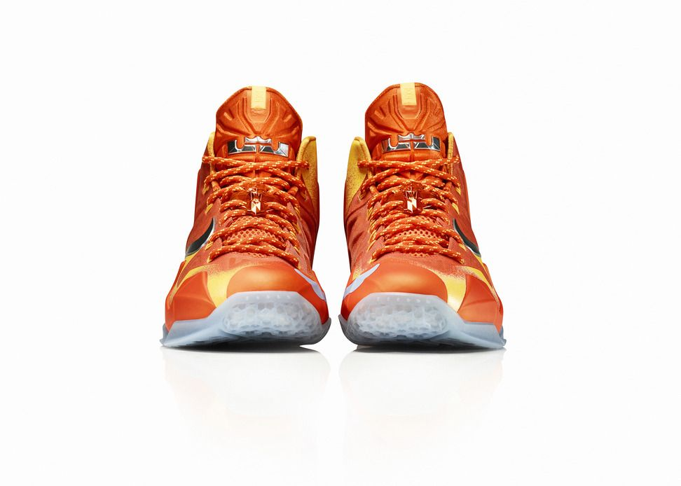 buy online cd7f5 864ca Nike LeBron 11 Forging Iron colorway front