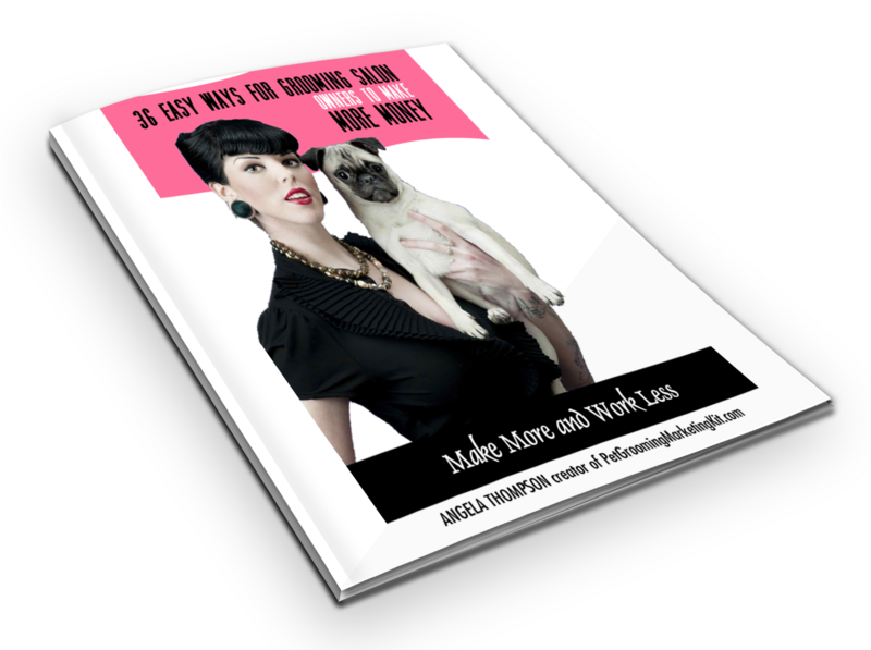 How to increase your grooming business EBook FREE
