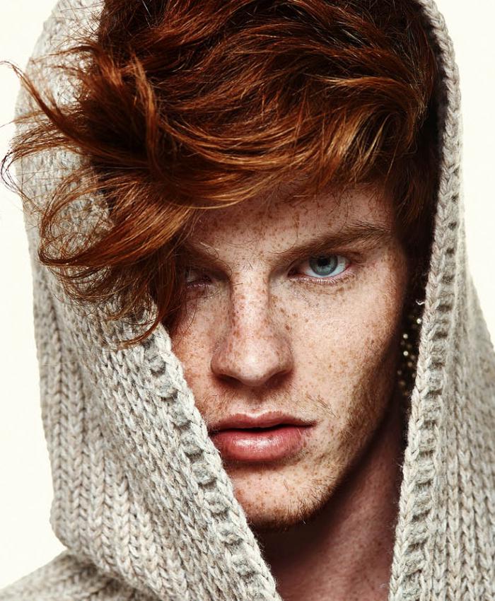Annie clancy redhead