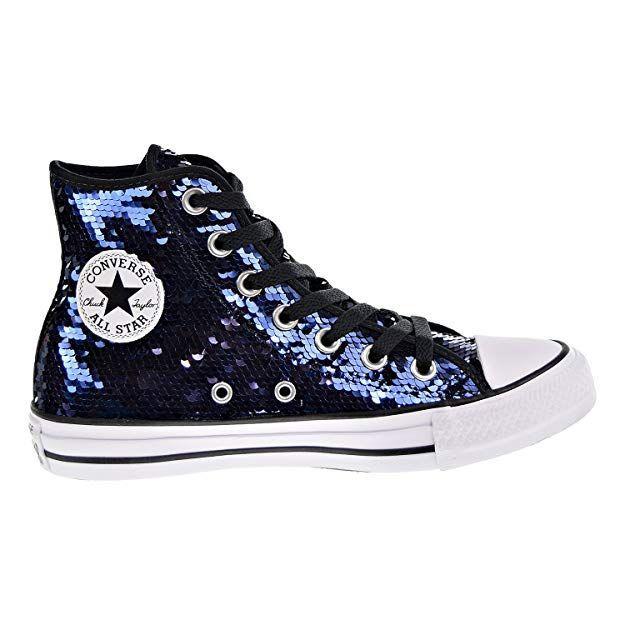 Converse Women Textile Chuck Taylor All Star Sequins Hi