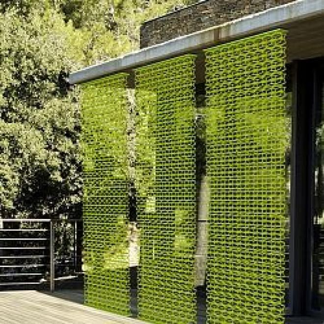 Decorative Modern Outdoor Privacy Screen is Tres Chic | My It ...