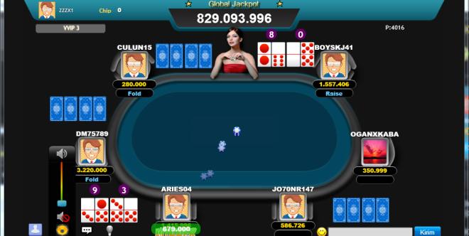 Pin Di Luckypoker77 Poker Indonesia