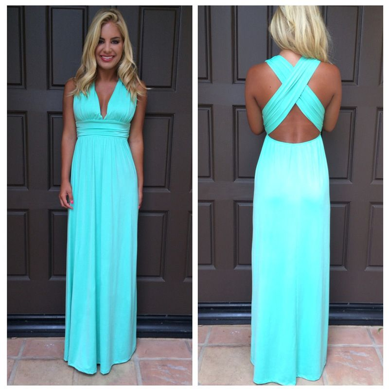 Cheap Long Summer Dresses, revealing and very light. However ...